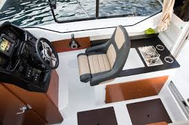 Boat Captains Chair Uk by Jeanneau Merry Fisher 795 Gallery