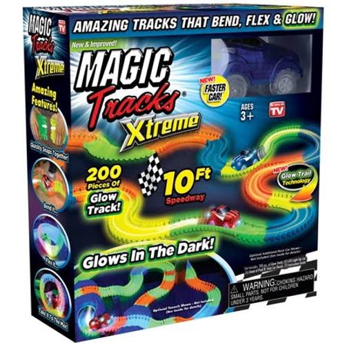 as Seen on TV Magic Tracks Xtreme Toy Car Track