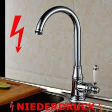 niederdruck landhaus küche spülbecken einhebel armatur