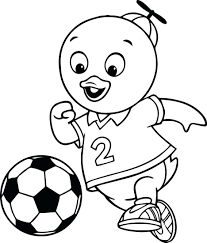 Coloring Pages The Playing Soccer Page Turkey Vulture Free King