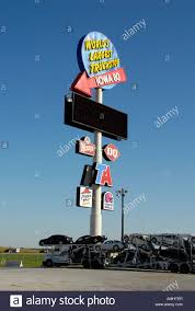 100 Largest Truck Stop In The World Iowa 80 Is The Largest Truck Rest Stop In The World Located On Stock