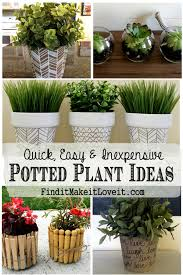 Decorating Fabric With Sharpies by 3 Ways To Dress Up Terra Cotta Pots Find It Make It Love It