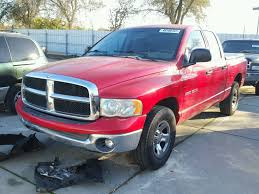 100 53 Dodge Truck 2004 Ram 1500 S Undercarriage Damage 1D7HA18N34S754287 Sold