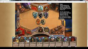 Prophet Velen Deck Loe by Another Hearthstone Puzzle Can You Spot The Lethal Imgur