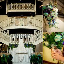 Elegant Peacock Inspired Wedding