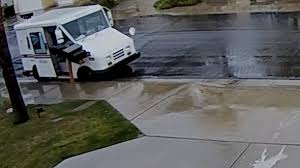 100 Usps Truck Driving Jobs Video Shows Scripps Ranch Hitandrun Postal Delivery