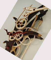 Free Wood Clock Plans by Wooden Clock Wood Clock Kits Christmas Gifts Pinterest