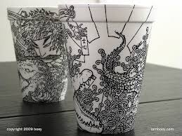 33 best Styrofoam Cup images on Pinterest