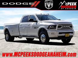 2018 Ram 3500 For Sale Serving Orange County, Irvine, Huntinton ...