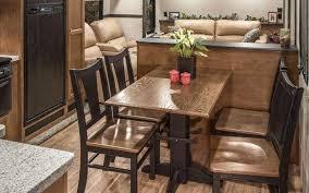 Rv Dining Table Medium Size Of Tables Travel Trailer Room