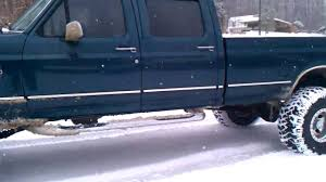 1996 Ford F350 Powerstroke 4x4 Long Bed - YouTube