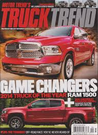 Motor Trend's Truck Trend Magazine March/April 2014: Edward Loh ... Best Trucks Motortrend The Auto Advisor Group Motor Trend Names Ram 1500 As 2014 Truck Of Ford F150 In Lexington Ky Paul February Archives Hodge Dodge Reviews Specials And Deals Vs Tundra Motor Trend Car Release And 2019 20 Chevrolet Silverado Awd Bestride 2012 Truck Of The Year Contenders Search Our New Preowned Buick Gmc Inventory At Hummer H3 Wikipedia Ram Celebrate 140th Running Kentucky Derby Ramzone Contender