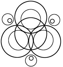 Easy Mandala Coloring Page Free Printable