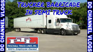 100 Paschall Truck Lines Er Line Arrested I10 Barricaded With Machete