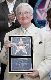 Frazer Harrison Getty ImagesRoger Ebert Receiving His Star In 2005 On Hollywoods Walk Of Fame The Consequences Thyroid Cancer Are Visible Right