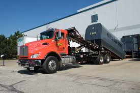 Vehicles | Ray's Trash Service Tips For Selecting The Correct Dumpster Size Your Job Used Rolloff Trucks For Sale Rolloff Tilt Load Becker Bros Rolloff Tankers Fort Fabrication Used Aluma Agco Autocar Dealership In Surrey 2012 Intertional 4300 Truck In New 2006 Mack Cxn600 2481