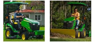 John Deere 1025r Mower Deck Adjustment by 1 Series 1026r Tractor 1 Series Compact Tractors Lawn And