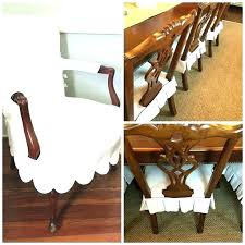 Plastic Dining Chair Covers Room Cover Ideas