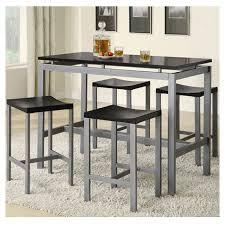 Wayfair Kitchen Table Sets by Brayden Studio Swigart 5 Piece Pub Table Set U0026 Reviews Wayfair