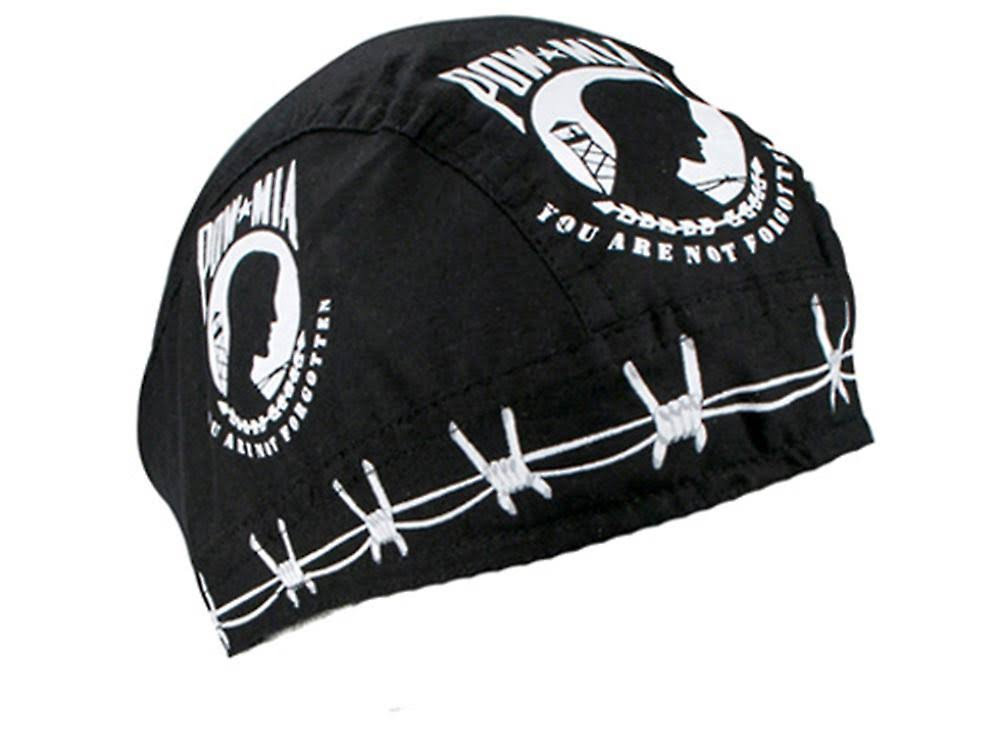 Zanheadgear Z565 Cotton Flydanna Headwrap - POW and MIA III