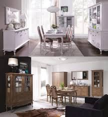 kommode 12 highboard wohnzimmer klassisch kiefer weiß lefkas eiche