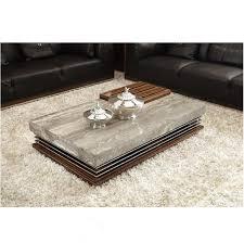 wohnzimmer luxus naturstein travertin marmor top center tisch holz basis kaffee tisch buy travertine coffee table luxury center table marble