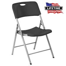 Lifetime 80629 Folding Chair - Black Lifetime Commercial Folding Chair 201 D X 185 W 332 H Almond White Plastic Seat Metal Frame Outdoor Safe Set Of 4 With Carry Handle Ltm480372 Chairs 32 Pack 80407 Black Classic 4pack Lowes Pk 80643 480625 Contemporary 42810 Light Granite Of 6foot Stacking Table And Combo