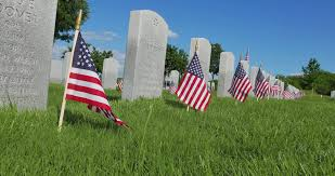 memorial day graveside decorations american flag decoration at in national cemetery to