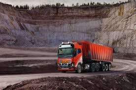 100 Pace Trucking Autonomous Volvo Trucks Deployed By Norwegian Mine Truck News