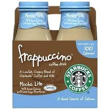Coffee Frappuccino Light Calories Nutrition