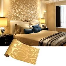 glänzende tapeten fürs schlafzimmer günstig kaufen ebay