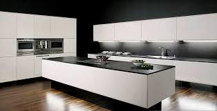 cuisine moderne design avec ilot 21 idées de cuisine pour votre loft