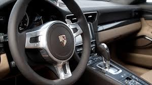 2014 Porsche 911 Turbo S INTERIOR