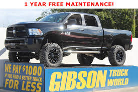100 Gibson Truck Used 2018 Ram 2500 For Sale Sanford FL 42357