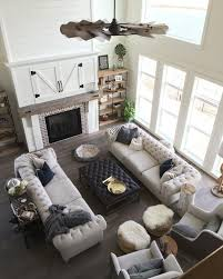 Shiplap Is Sort Of Rustic Raw And Family Room Layouts Living