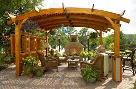 Patio & Pergola : Awesome Garden Pergola Ideas Sophisticated Dark ... In Vogue Reclaimed Log Wood Single Sink Rustic Vanity With Chrome Patio Pergola Awesome Garden Ideas Sophisticated Dark Designing Backyard Spaces Tips From A Pro Pergola Wooden Modern Living Room Fireplace Living Rooms Amazing Traditional Craftsman Ocean Breeze 2 Squeaky Clean Like Home Furnishings Bedroom Marvelous Emerald Costco Canada Outdoor Ding Area Fniture Table Laax Exceptional How To Build An Patios And Yards Lawn Idea For Courtyard Design Also Wicker