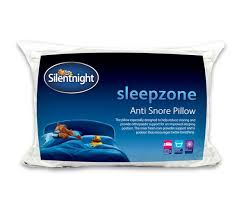 Silentnight Sleepzone Anti Snore Orthopaedic Pillow Amazon