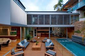 100 Stafford Architects K3 House Bruce ArchDaily