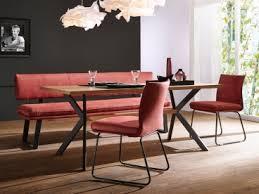 schösswender stuhl 400 mit gepolstertem sitz und gepolsterter lehne stuhl ohne armlehnen polsterstuhl mit schlittengestell metall