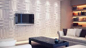 wohnzimmer 3d wandpaneele deckenpaneele