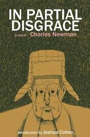 In Partial Disgrace American Literature Dalkey Archive Cover Image