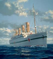 pbs online lost liners britannic