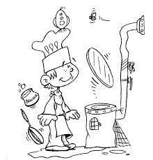 ustensiles de cuisine pour enfant coloriages et dessins de