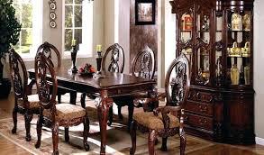 Fancy Dining Rooms Room Sets Elegant Cool Retro Set Tables