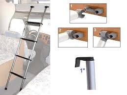 rv bunk bed ladder modmyrv