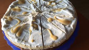 eierlikör käse kuchen mit keksboden