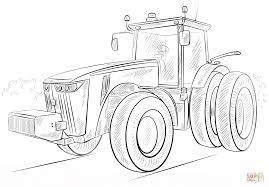 Coloriage Tracteur Gratuit Coloriage Tracteur Pour Les Travaux De Coloriage Tracteur Tom Avec Fourche