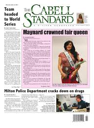 Milton Pumpkin Festival Pageant by The Cabell Standard July 24 2014 By Pc Newspapers Issuu