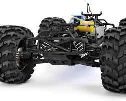 Redcat Earthquake 3.5 1/8 RTR 4WD Nitro Monster Truck (Blue ...
