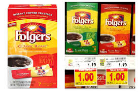Depending On Which Coupon Value You Find For Folgers Coffee In Youll Be Grabbing This Instant Sticks As Low 050